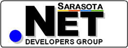 Sarasota .NET Developers Group